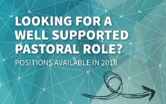 Looking for a well supported role in 2018?